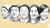 RFA celebrates its women journalists on International Women's Day. Illustration by Rebel Pepper.
